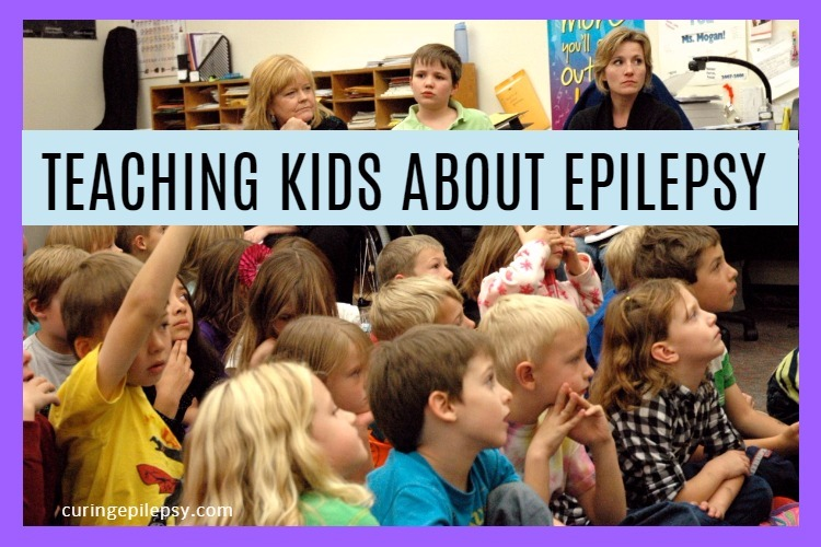 Epilepsy – How to Teach Children About Epilepsy