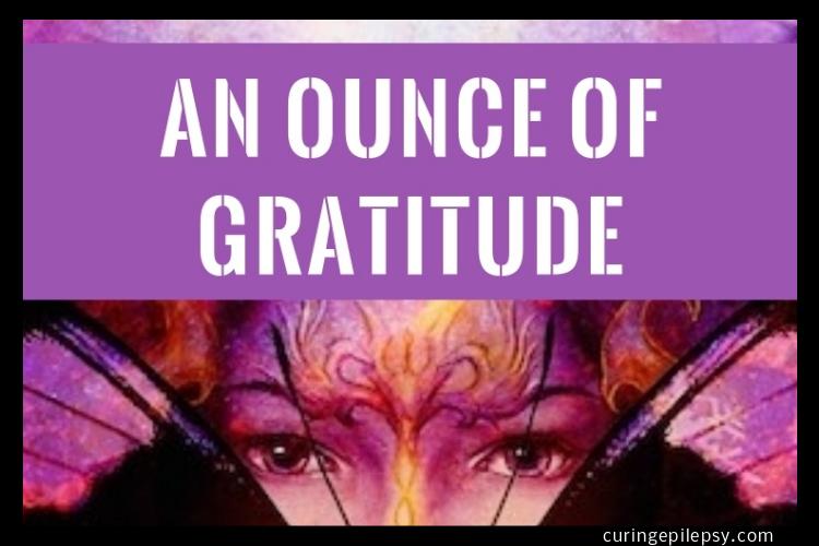 An Ounce of Gratitude Goes a Long Way