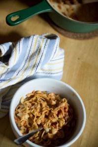 pasta and pot