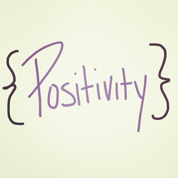 word of the year: positivity