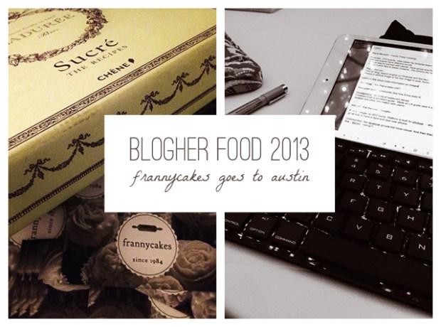BlogHer Food 2013 Recap