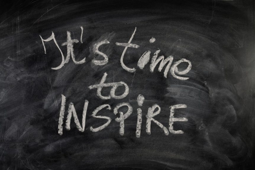 It's time to Inspire
