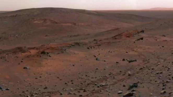 fotos de Marte