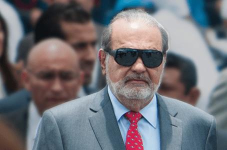 La actitud de Carlos Slim frente a Trump