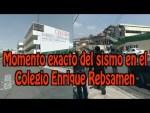 Derrumbe el colegio Enrique Rebsamen