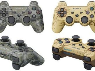 Dualshock Uncharted Metal Gear Solid