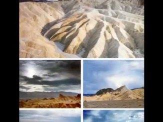 Las rocas que se mueven solas