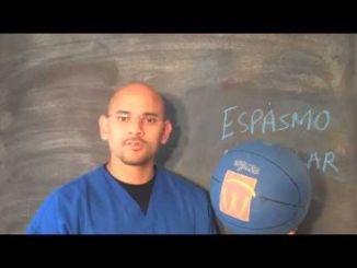 Lesiones musculares: Calambres