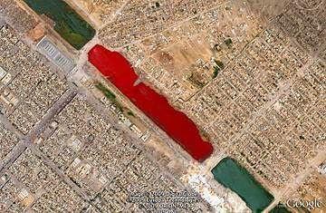 Descubrimiento curioso Google Earth 7