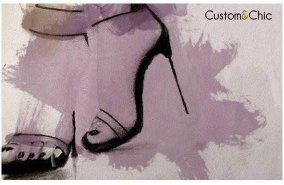 personalizar zapatos mujer