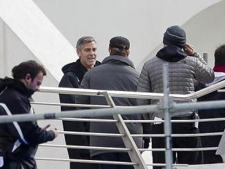 George Clooney abandona Valencia