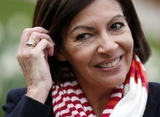 Una Española es Alcaldesa de París
