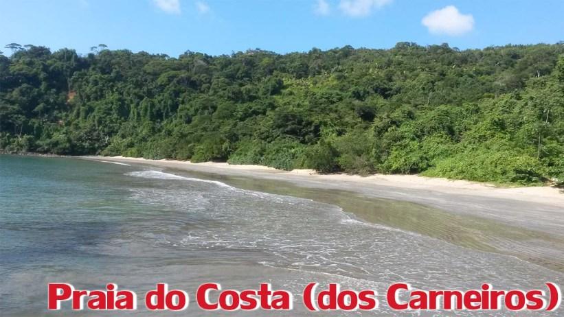 Praia do Costa ou dos Carneiros Ubatuba