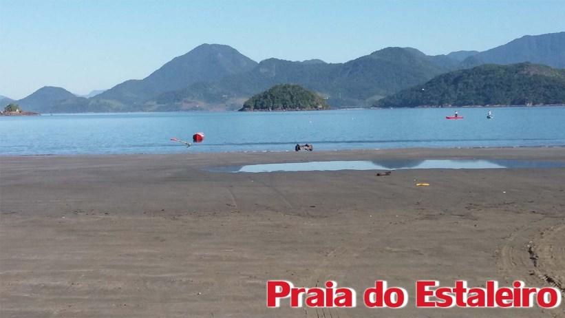 Praia do Estaleiro - Ubatuba