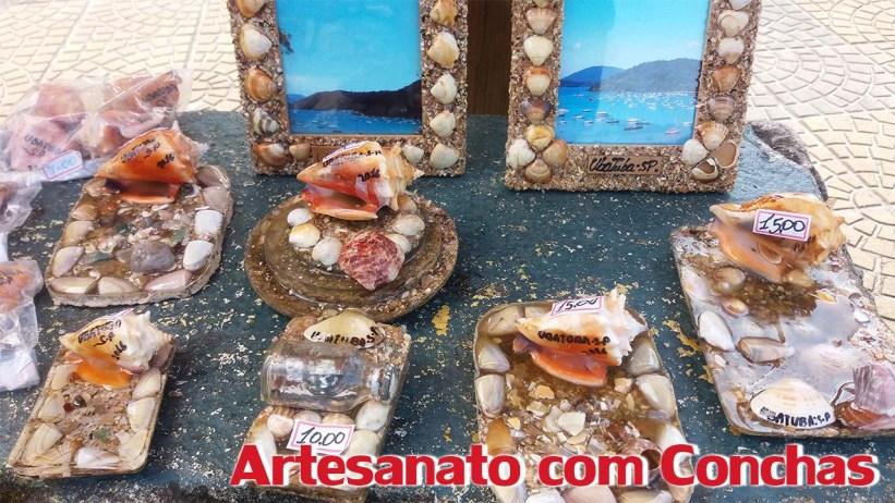 Mirante - Artesanato com Conchas