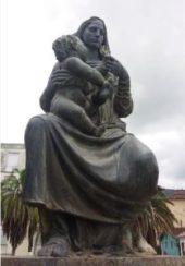 Estátua Nossa Senhora Aparecida