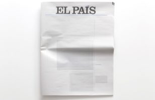 el-pais-portada-vacia-nothing-in-the-news