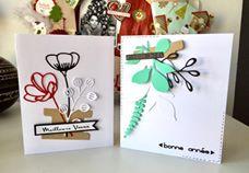 Farandole de cartes de vœux