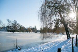 Balade en photo dans le Bois de Vincennes