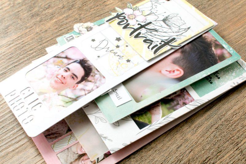 mini album Portraits-15