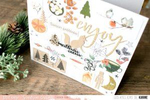 DT Carterie – Les Ateliers de Karine – «Meilleurs vœux»