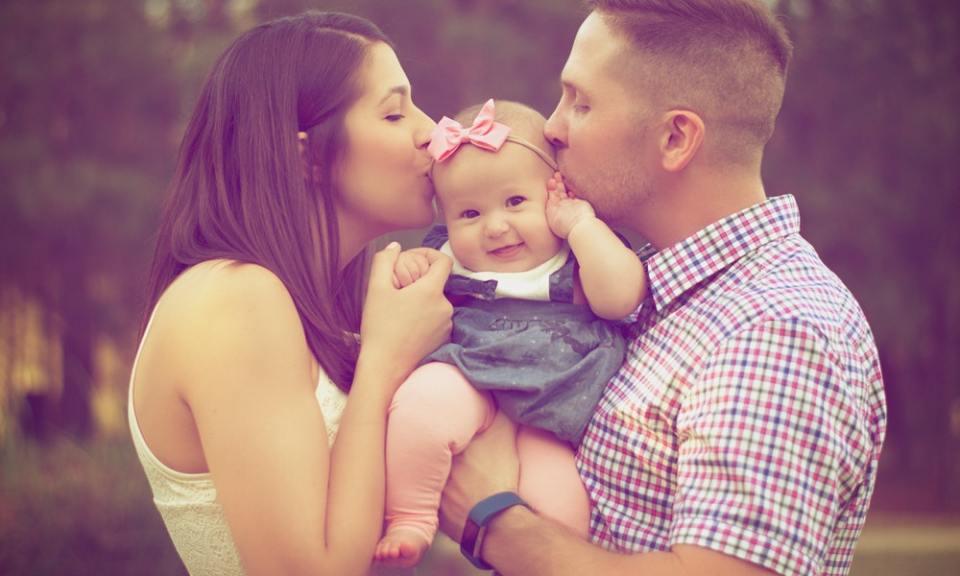 En los hijos no hay diferencia entre ser pareja de hecho y matrimonio