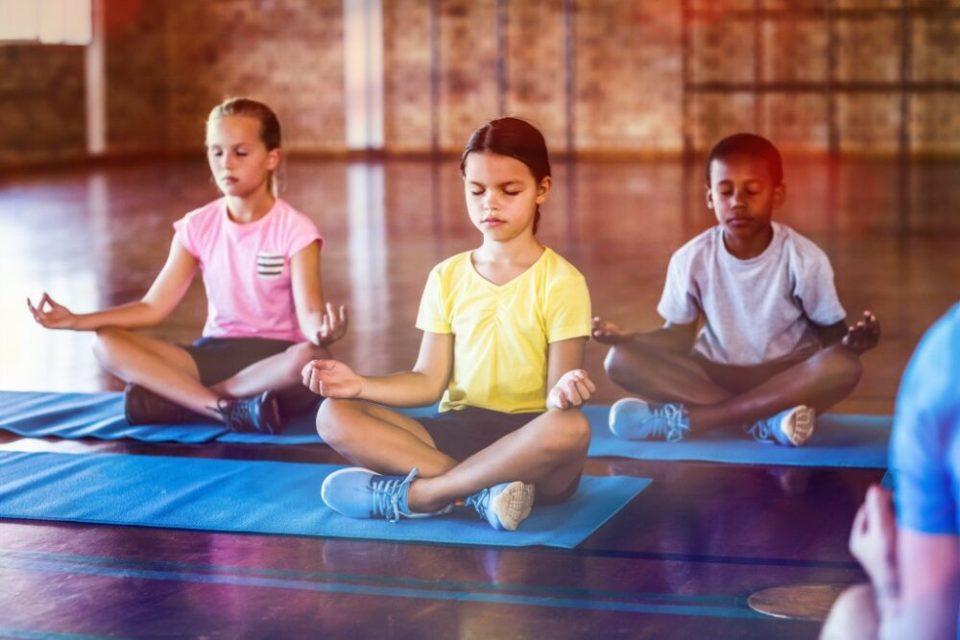beneficios meditación para niños