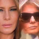 ¿Melania Trump utiliza una doble para no aparecer en público?