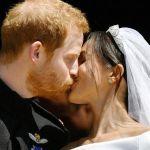 Sellado con un beso, el Príncipe Harry y Meghan Markle están casados