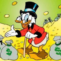 La nacionalidad de Scrooge McPato