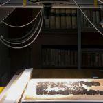 Antiguo pergamino carbonizado fue revelado