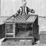 El turco autómata que jugaba ajedrez