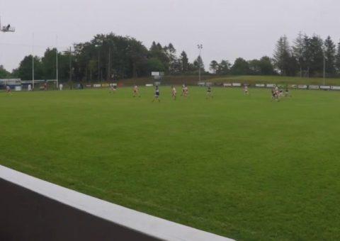 Un equipo irlandés da por muerto a un jugador para suspender el partido