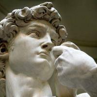 La vena yugular del David de Miguel Ángel