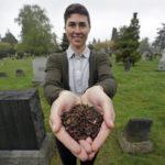 Al morir podremos convertirnos en abono orgánico
