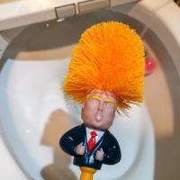 Cepillo de Inodoro Donald Trump