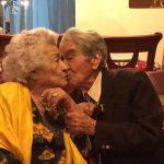 Pareja ancianos que suman 214 años, ingresa en récord Guiness