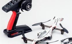 DRONE RACER ラジコンカーのドローン化