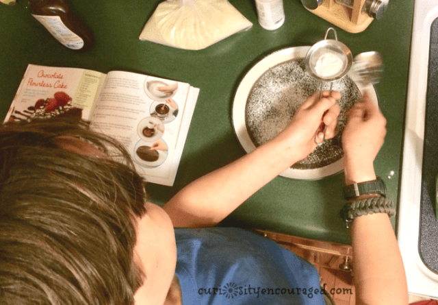 Good cooking tools are essential for children to learn.