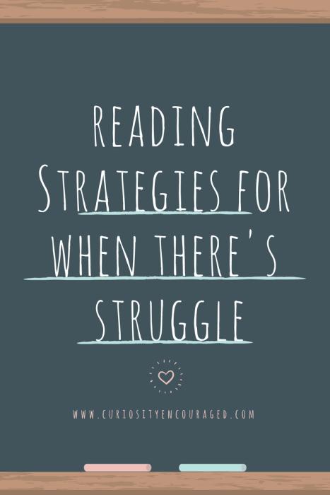 reading strategies help children who struggle