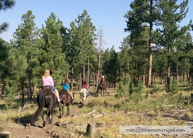 Travel with Kids to South Dakota, Visit Palmer Gulch, Family Travel, South Dakota