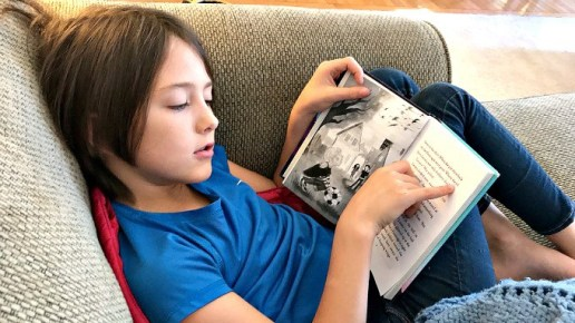For the Love of Reading- Why Reading with Our Children Matters