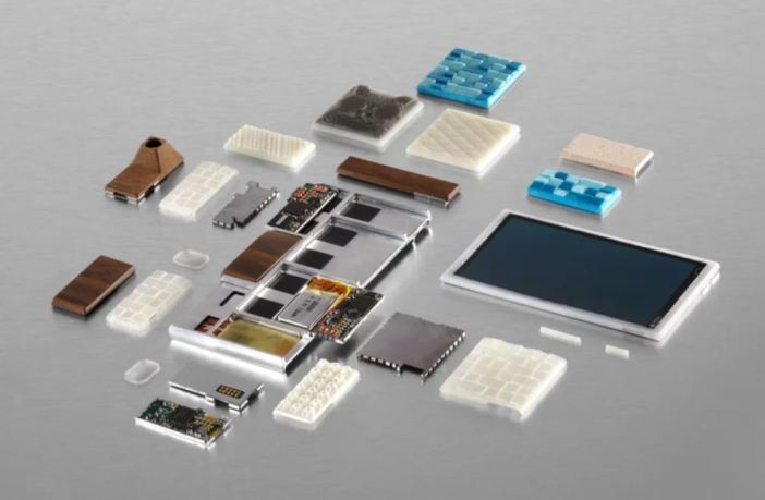 smartphone components