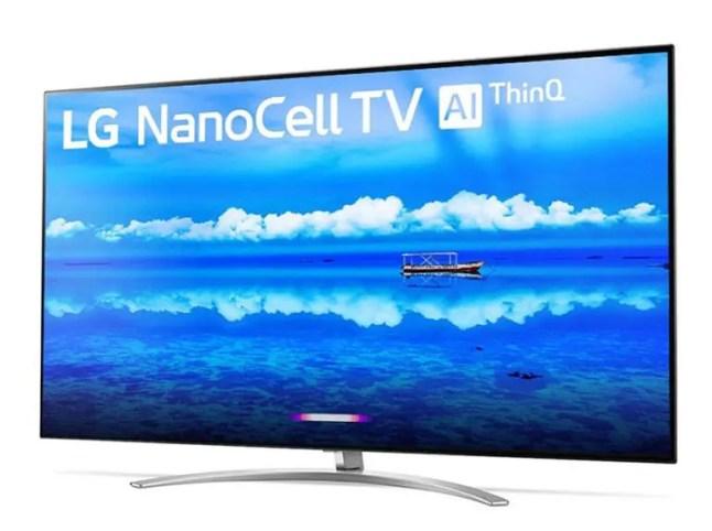 LG NanoCell SM9800 TV.