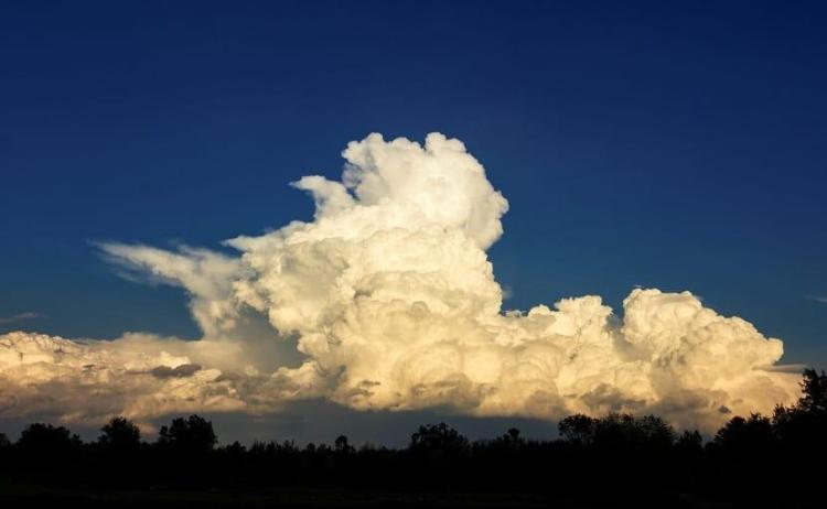 A very large multi - level cloud called Cumulus