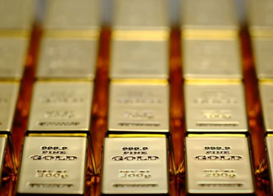 Which country has the largest gold reserves?