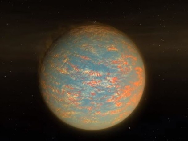 55 Cancri e is a super-Earth planet believed to be covered in diamonds.
