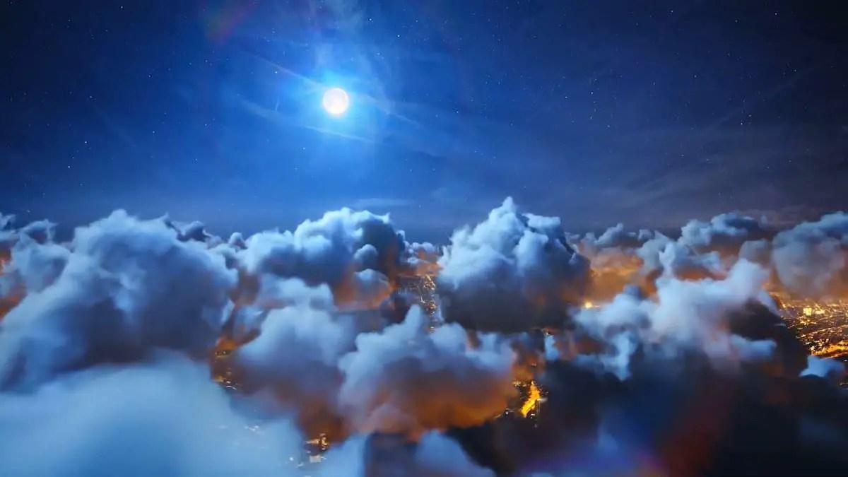 Cirrus Clouds Characteristics.