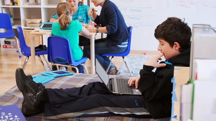 Technology in Education.