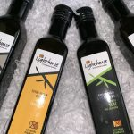Selection of Lighthouse Olive oils.